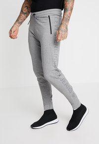 Levi's® Engineered Jeans - LOGO - Tracksuit bottoms - heather grey - 0
