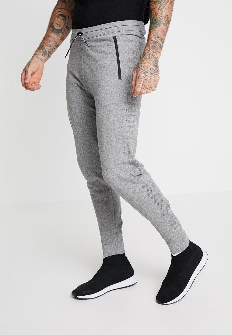 Levi's® Engineered Jeans - LOGO - Pantalones deportivos - heather grey