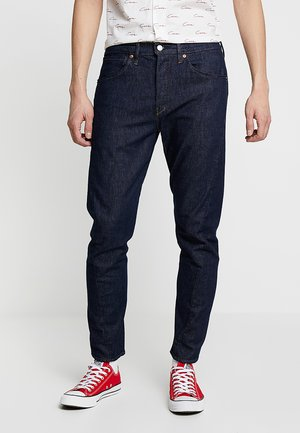 502 REGULAR TAPER - Zúžené džíny - rinse denim