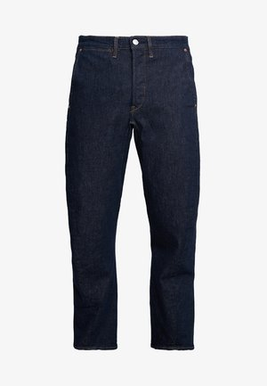LEJ 570 BAGGY TAPER - Relaxed fit -farkut - rinsed denim