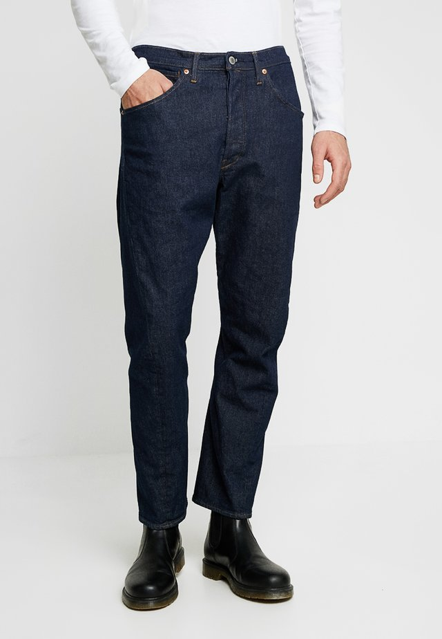 LEJ 03 RELAXED TAPER - Jeans Tapered Fit - rinse denim