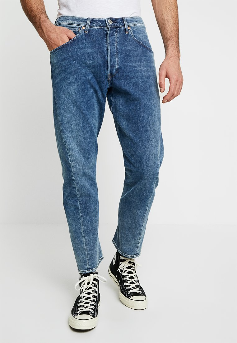 Levi's® Engineered Jeans - LEJ 03 RELAXED TAPER - Jeans Relaxed Fit - pagan indigo denim