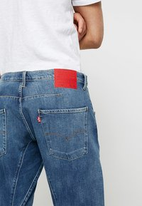 Levi's® Engineered Jeans - LEJ 03 RELAXED TAPER - Jeans Relaxed Fit - pagan indigo denim - 5