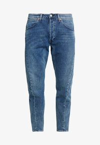 Levi's® Engineered Jeans - LEJ 03 RELAXED TAPER - Jeans Relaxed Fit - pagan indigo denim - 4