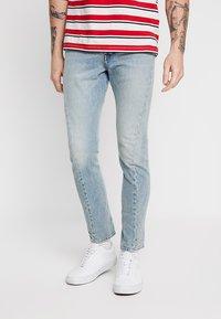 Levi's® Engineered Jeans - LEJ 512 SLIM TAPER - Slim fit -farkut - midnight ritual denim - 0