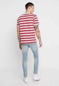 Levi's® Engineered Jeans - LEJ 512 SLIM TAPER - Slim fit -farkut - midnight ritual denim - 2
