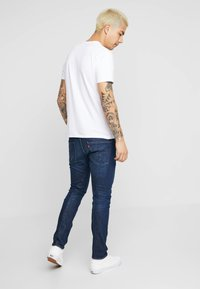 Levi's® Engineered Jeans - LEJ 512 SLIM TAPER - Jeans slim fit - indigo blood - 2