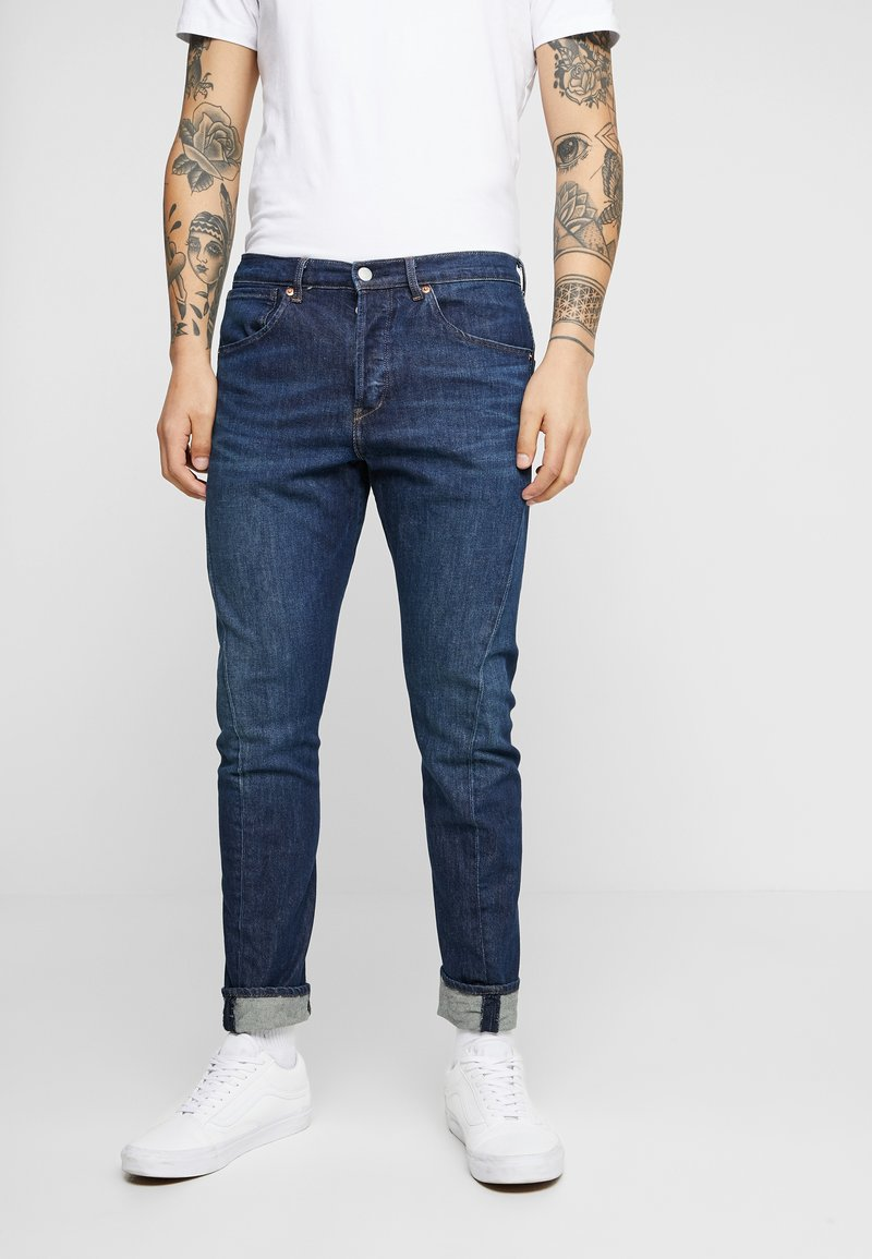 Levi's® Engineered Jeans - LEJ 512 SLIM TAPER - Jeans slim fit - indigo blood