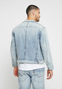Levi's® Engineered Jeans - LEJ TRUCKER - Denim jacket - sugarcubes denim lej b - 2