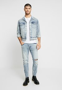 Levi's® Engineered Jeans - LEJ TRUCKER - Denim jacket - sugarcubes denim lej b - 1