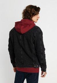 Levi's® Engineered Jeans - TRUCKER - Denim jacket - midnight saros - 2