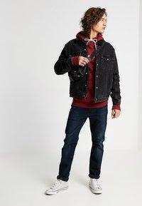 Levi's® Engineered Jeans - TRUCKER - Denim jacket - midnight saros - 1