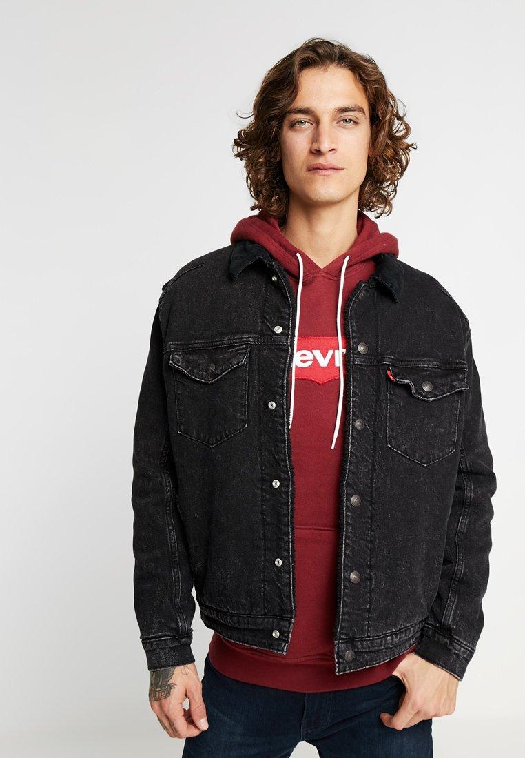 Levi's® Engineered Jeans - TRUCKER - Denim jacket - midnight saros