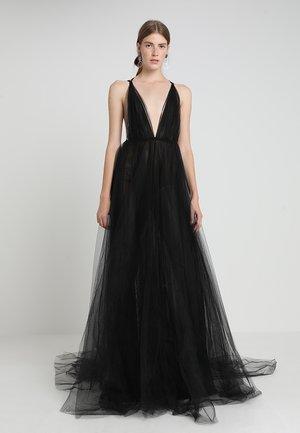 PALOMA DRESS - Ballkjole - black