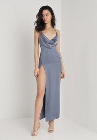 LEXI - MILA DRESS - Ballkjole - slate blue - 1