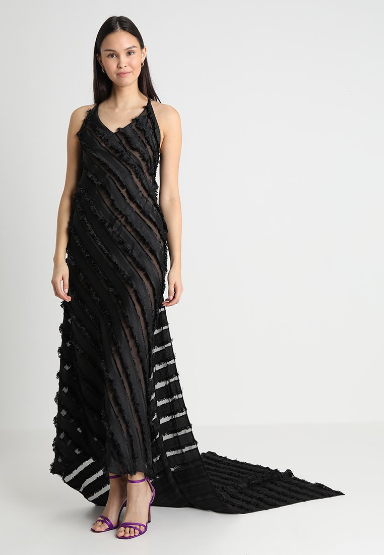 LEXI - BROOKLYN DRESS - Gallakjole - black