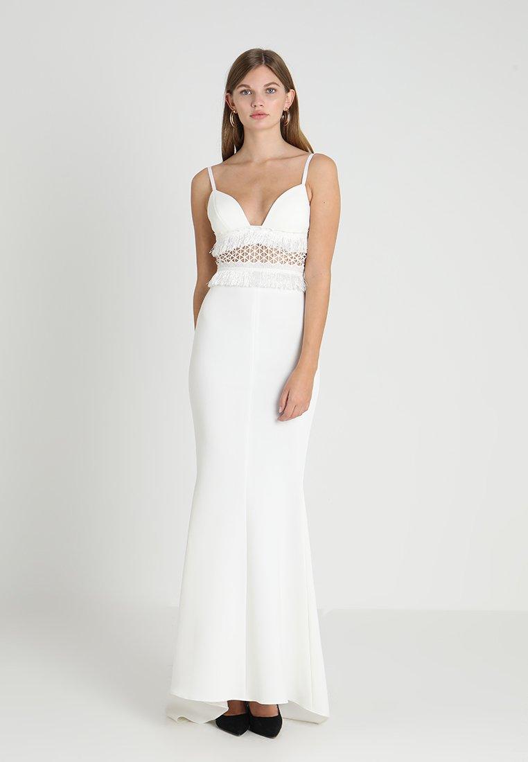LEXI - ZARHA DRESS - Maxi dress - white