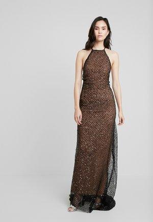 SALINA DRESS - Ballkjole - black