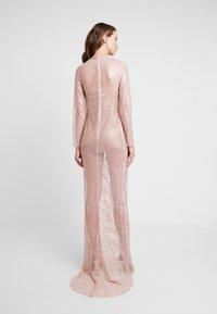 LEXI - MALIKA DRESS - Ballkjole - pink - 2