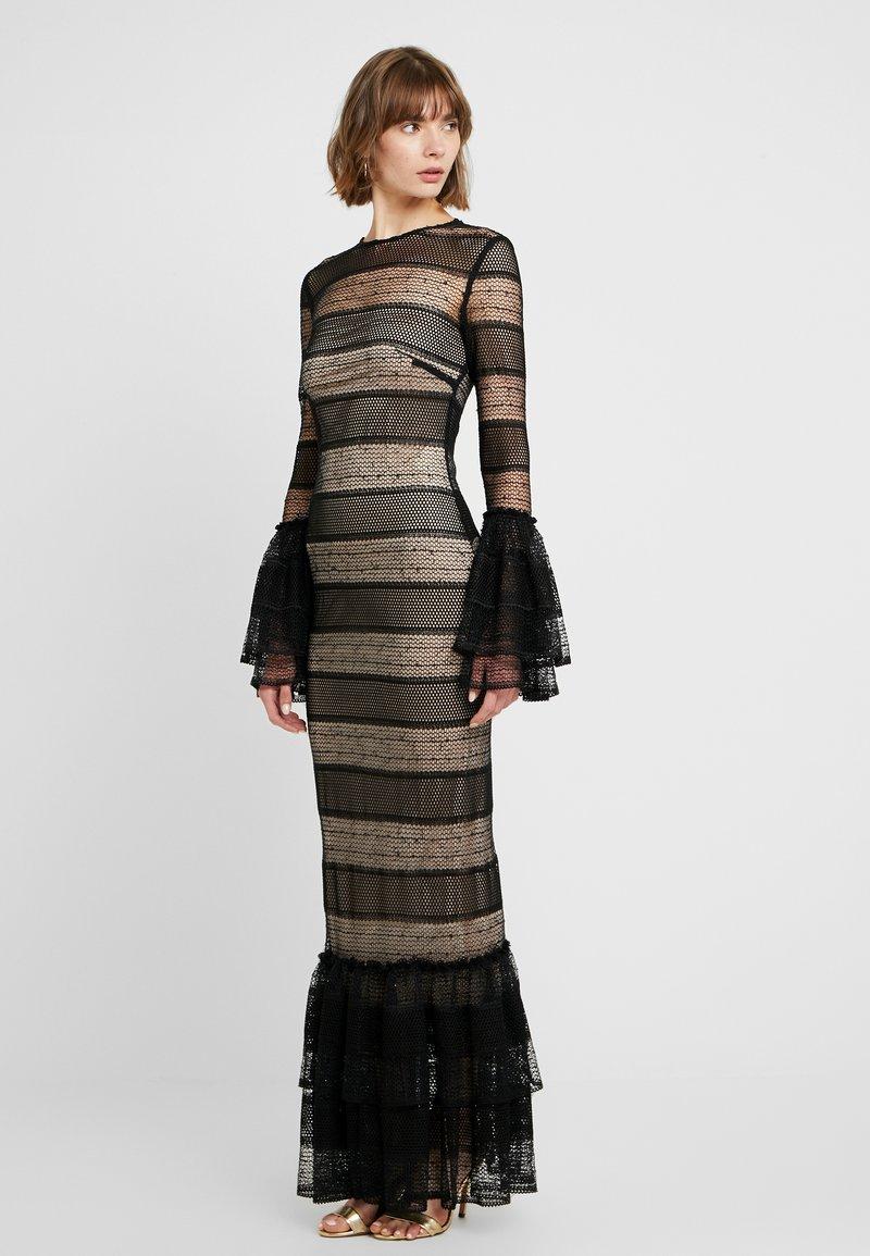 LEXI - HALIMA DRESS - Ballkleid - black