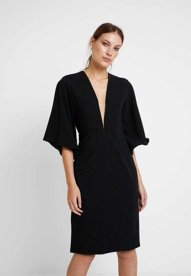 REMA DRESS - Cocktailjurk - black