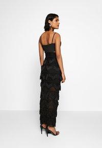 LEXI - NASH DRESS - Cocktailkjoler / festkjoler - black - 2