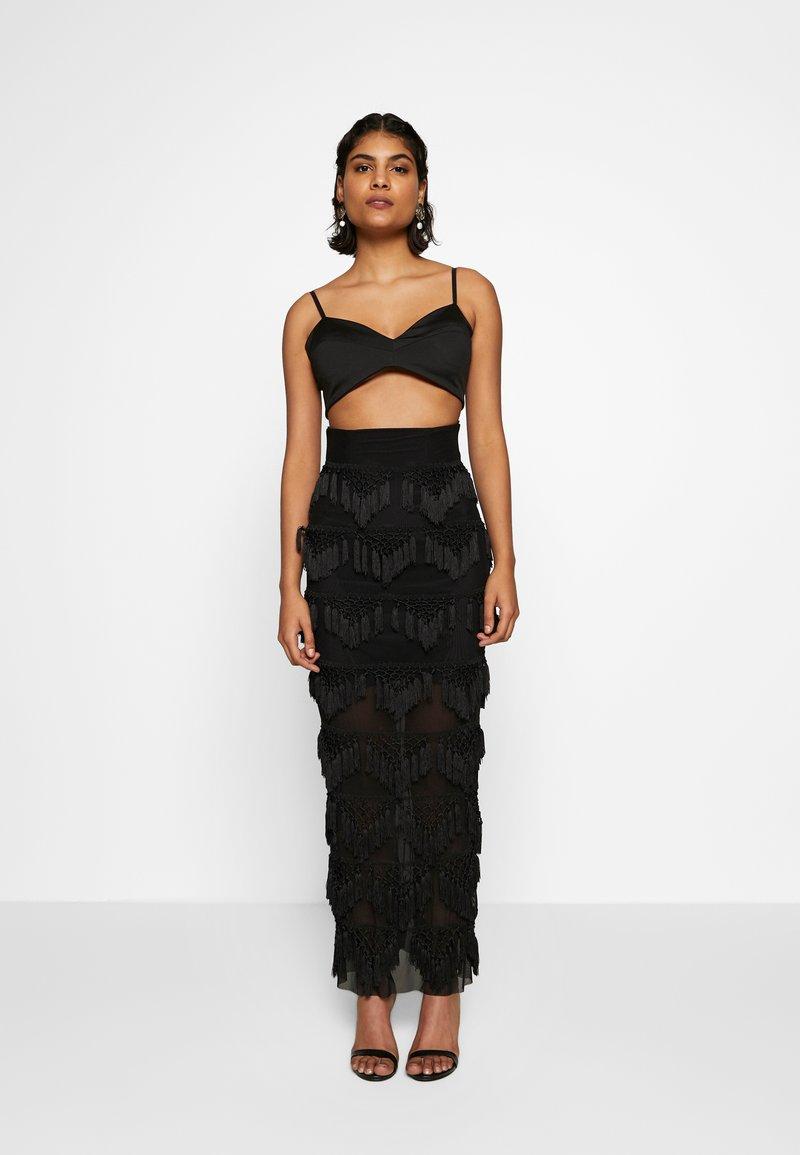 LEXI - NASH DRESS - Cocktailkjoler / festkjoler - black