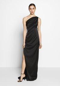 LEXI - SAMIRA DRESS - Iltapuku - black - 0
