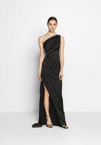 LEXI - SAMIRA DRESS - Iltapuku - black - 1