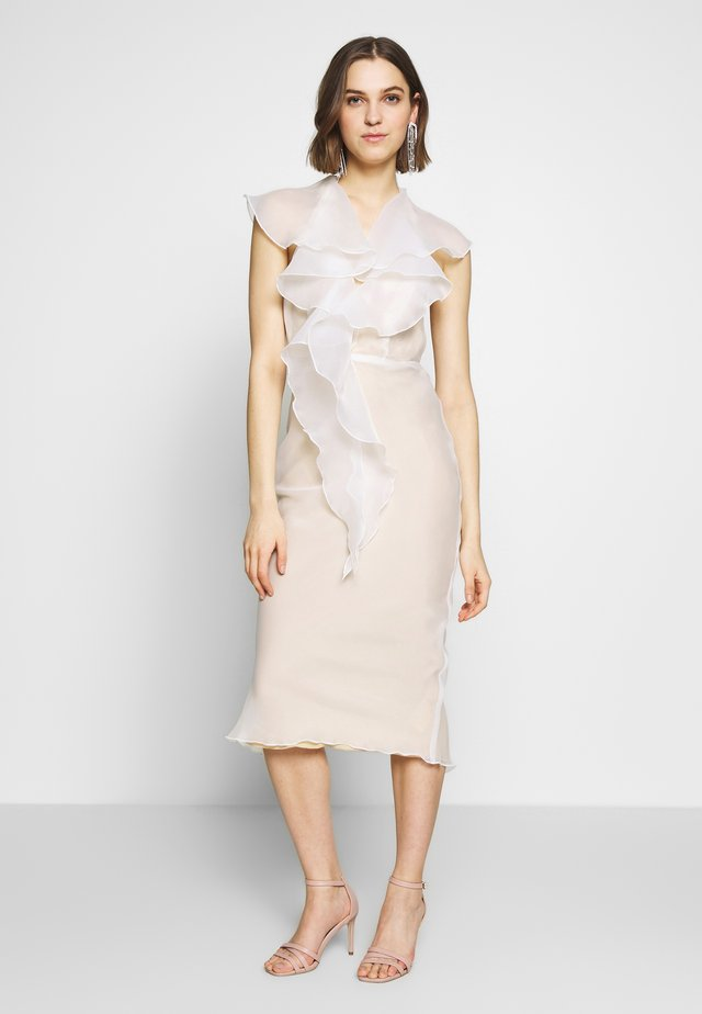 WINNIE DRESS - Galajurk - white