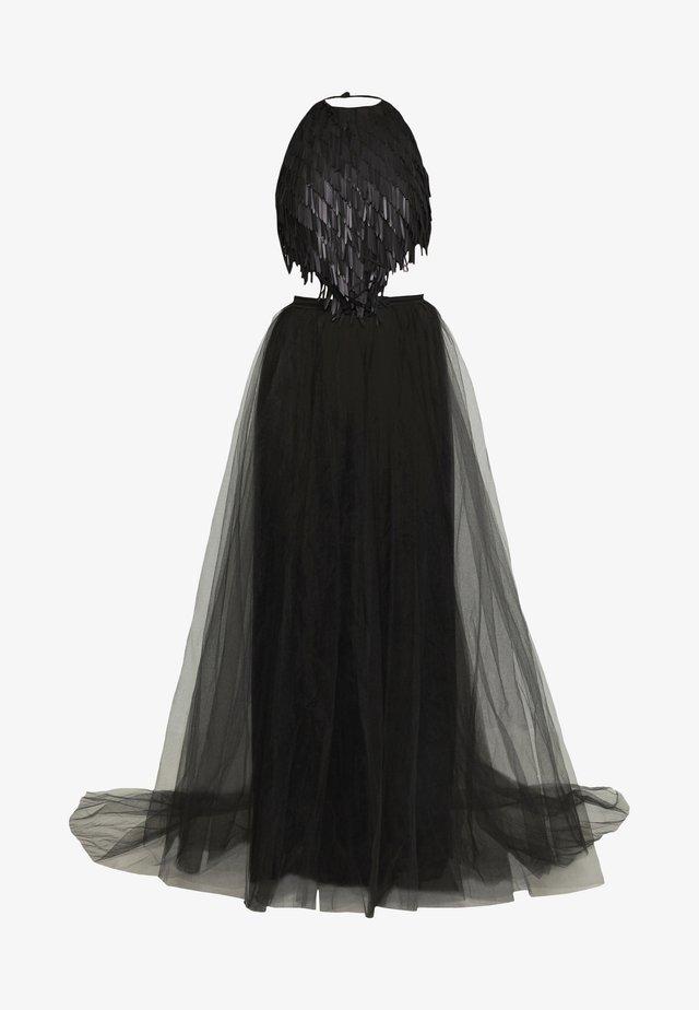 MAYA DRESS - Abito da sera - black