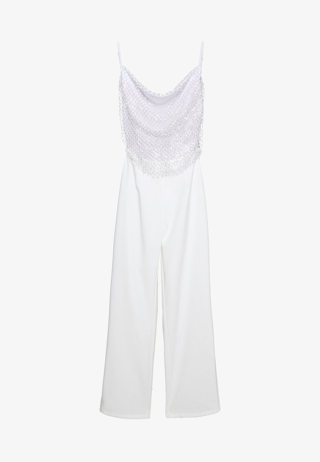 MADELINE - Jumpsuit - white