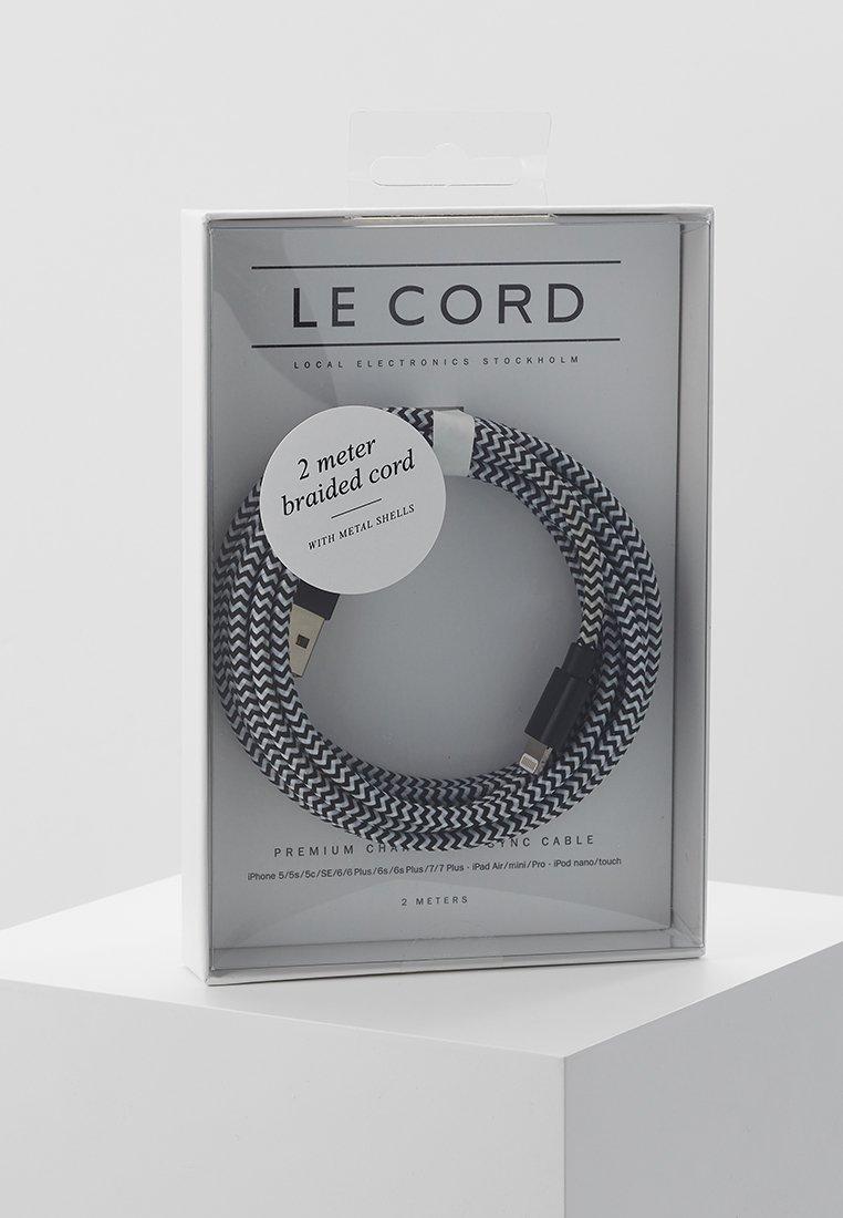 Le Cord - EERO - Accessoires - Overig - black/white