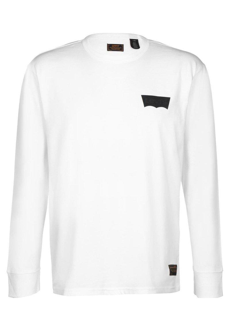 Levi's® Skateboarding - LONGSLEEVE GRAPHIC - Long sleeved top - white core