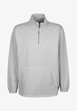 Sweatshirt - grey heather