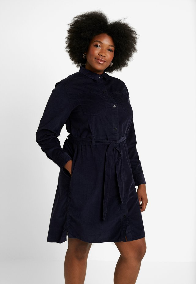 DRESS - Paitamekko - midnight navy