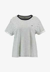 Lee Plus - STRIPE TEE - T-shirts med print - midnight navy - 3