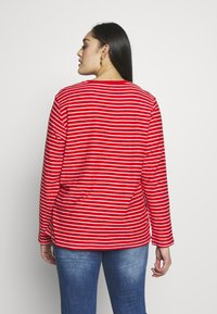 Lee Plus - Long sleeved top - bright white - 2