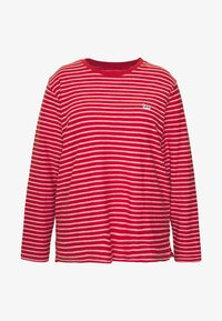 Lee Plus - Long sleeved top - bright white - 3