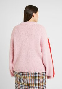 Lee Plus - CHUNKY - Jumper - frost pink - 2