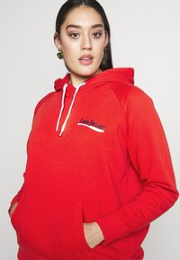 Lee Plus - HOODIE - Hoodie - red - 3