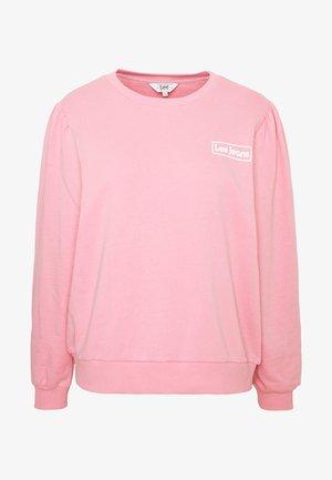 GRAPHIC - Sweatshirt - la pink