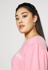Lee Plus - GRAPHIC - Mikina - la pink - 3