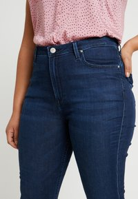 Lee Plus - SCARLETT HIGH WAISTED - Jeans Skinny Fit - polished indigo - 3