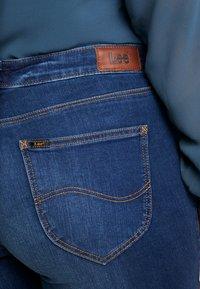 Lee Plus - MARION STRAIGHT - Straight leg jeans - night sky - 4