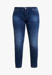 Lee Plus - MARION STRAIGHT - Straight leg jeans - night sky - 3