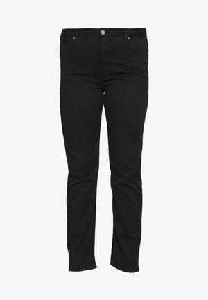 CLASSIC - Jean droit - black