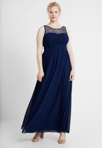 Little Mistress Curvy - Ballkleid - navy