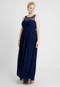 Little Mistress Curvy - Ballkleid - navy - 0