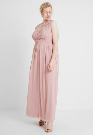 Společenské šaty - rose